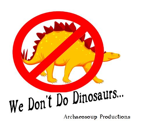 We Don't Do Dinosaurs: The Archaeology Song