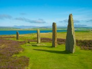 Archaeologists and Pagans alike glory in the Brodgar complex