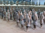 China's mighty terracotta army gains 100 soldiers