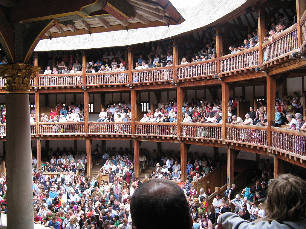 elizabethan theatre audience - photo #17