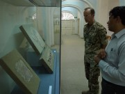 Treasures returned to Afghan museum