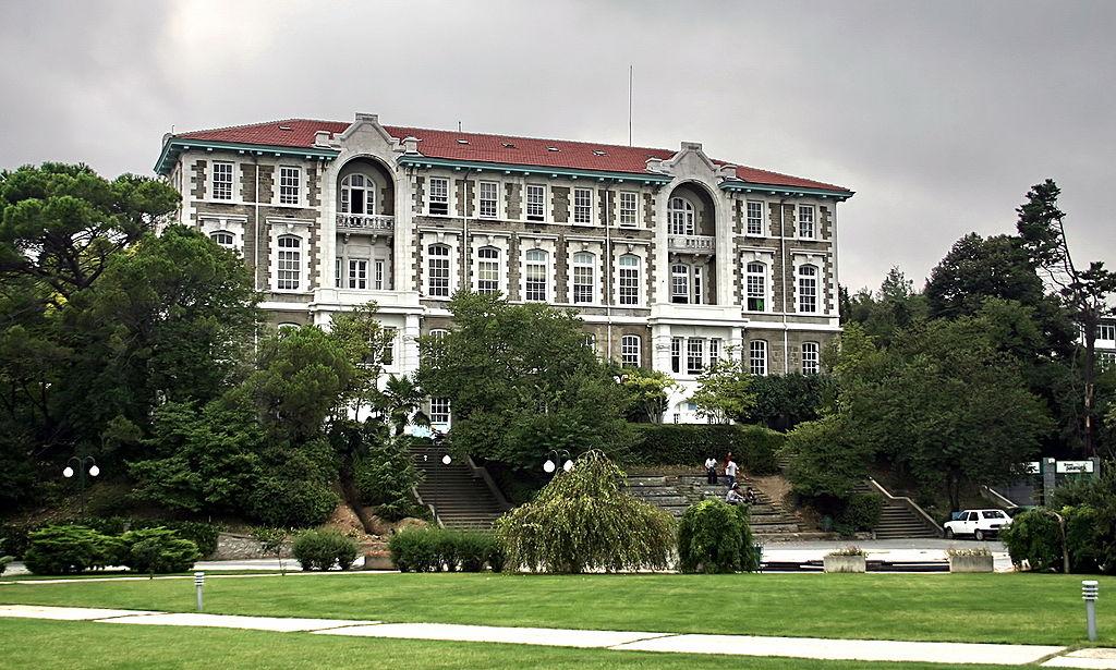 Boğaziçi University, a test venue for the FireSense system, Image Source: Wikimedia Commons