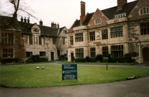 King's Manor, the Archaeology Department at The University of York. Image Source: Wikimedia Commons