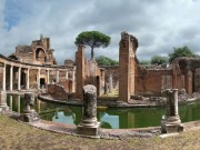 Hadrian's villa tunnels explored as cavers drop down into hidden city