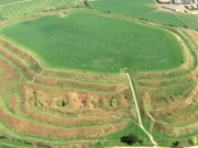 Iron age hill fort threatened by plans to build 200 luxury homes