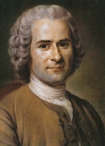 Jean-Jacques Rousseau. Image Source: Wikimedia Commons.