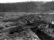 Lost first world war training battlefield discovered in Hampshire