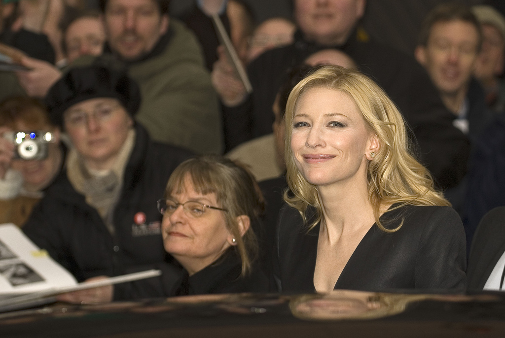 Cate Blanchett sets her sights on Sutton Hoo. Image Source: Wikimedia Commons.
