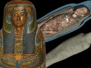 Tomb raider: enter the British Museum's underground mummy store