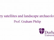 Spy satellites and landscape archaeology