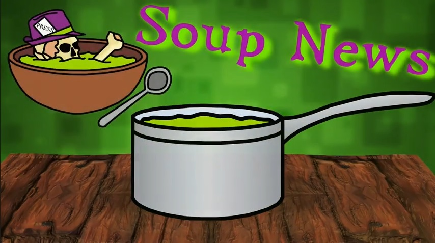 Soup News: January 2016
