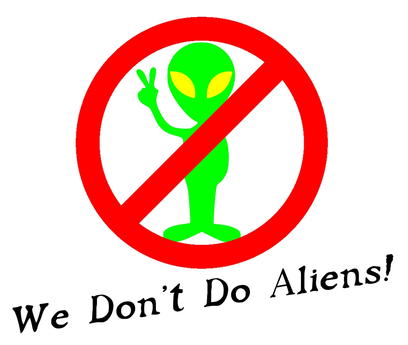 We Don't Do Aliens: Archaeology Song