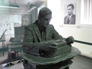 Alan Turing exhibition shows another side of the Enigma codebreaker