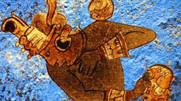 Blue Maya