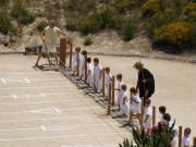 True Olympic spirit: At the Nemean Games
