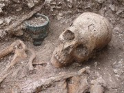 Soldiers injured in Afghanistan make surprise find on UK archaeology dig