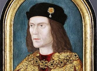 The earliest surviving portrait of Richard III. Image Source: Wikimedia Commons.
