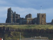 Whitby church under threat from landslips