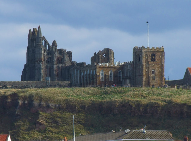 Saint Mary's Church, Whitby. Image Source: Wikimedia Commons