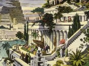 Babylon's hanging garden: ancient scripts give clue to missing wonder