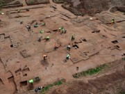 Medieval ruins discovered in Somerset puzzle archaeologists