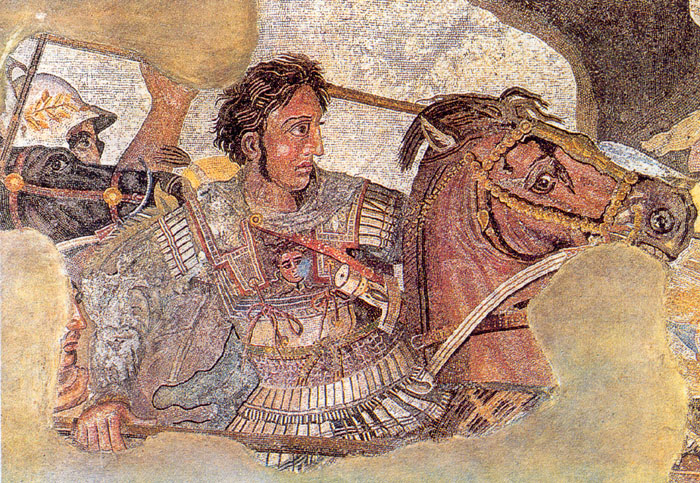 Alexander the Great inspired many European leaders but has this ideological lineage been hijacked? Image Source: Wikimedia Commons