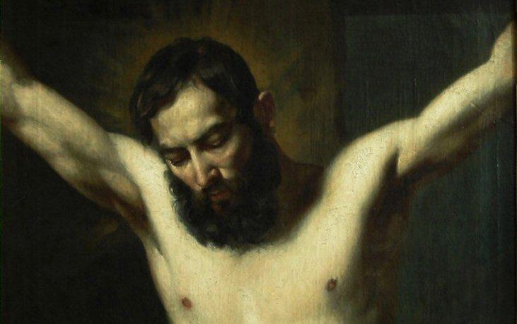 Joseph Paelinck - Jésus-Christ. Image Source: Wikimedia Commons.