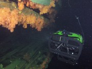 Canada releases pictures of world's most northerly shipwreck