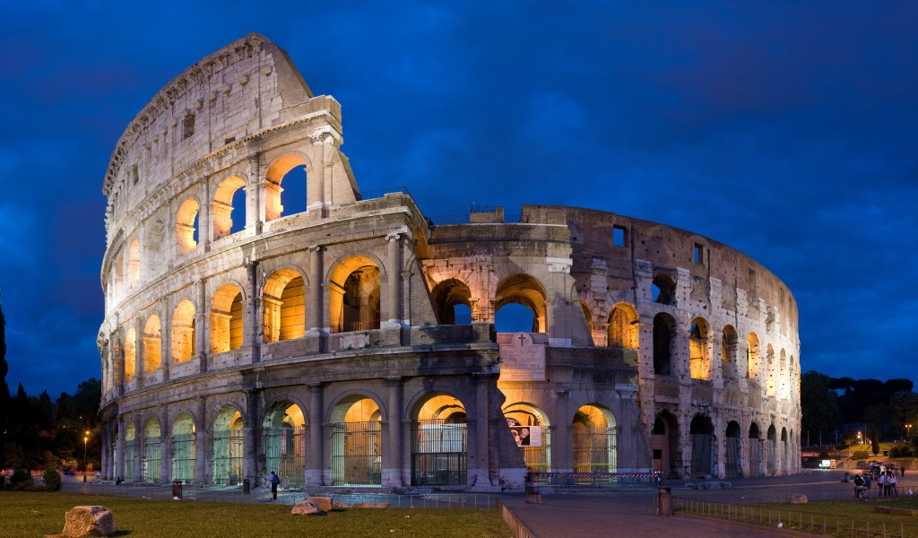 Is the eternal city older than previously thought? Image Source: Wikimedia Commons.