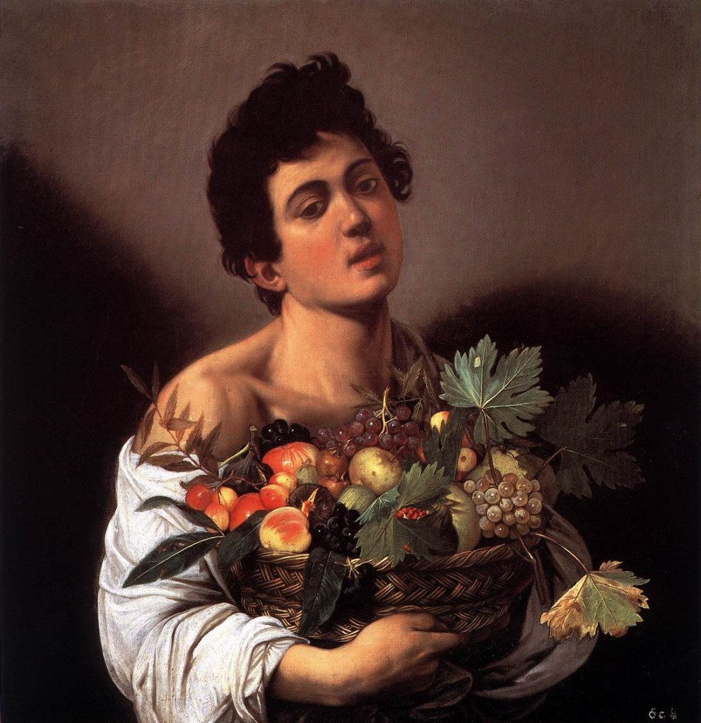 The Borghese boasts works including Caravaggio's Boy with a Basket of Fruit and Titian's Sacred and Profane Love. Image Source: Wikimedia Commons.