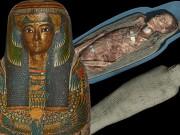 Tomb raider: enter the British Museum's underground mummy store