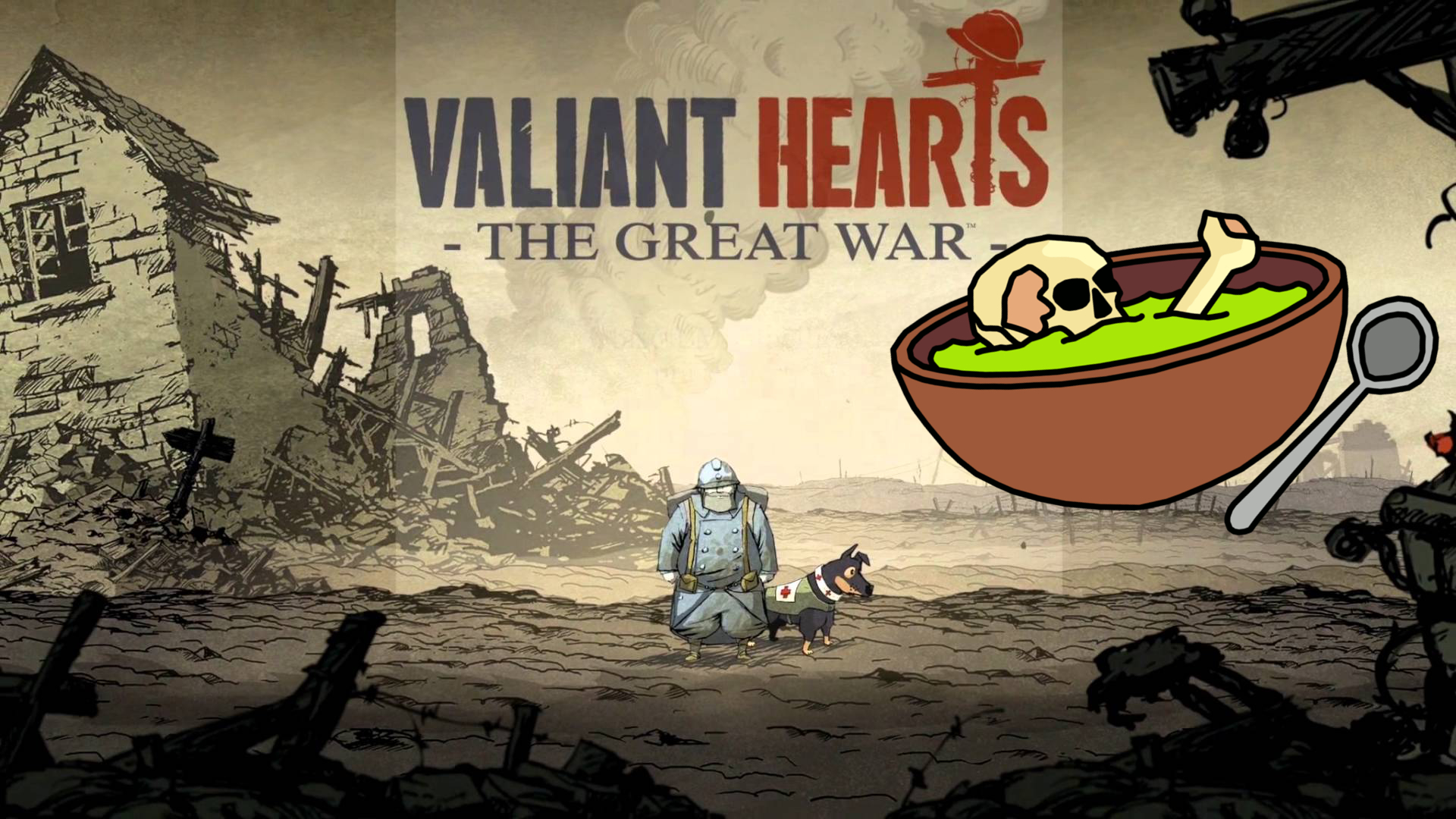 Valiant Hearts: WWI Learning on the xBox!