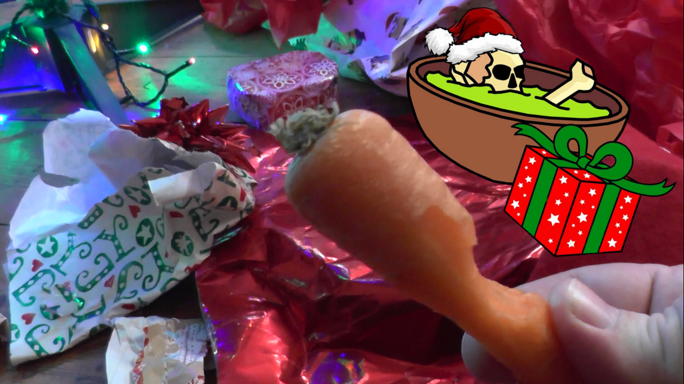 The Archaeology of Christmas Presents!