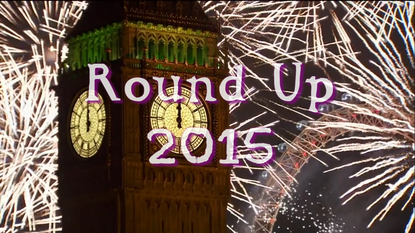 Archaeosoup's 2015 Round Up!