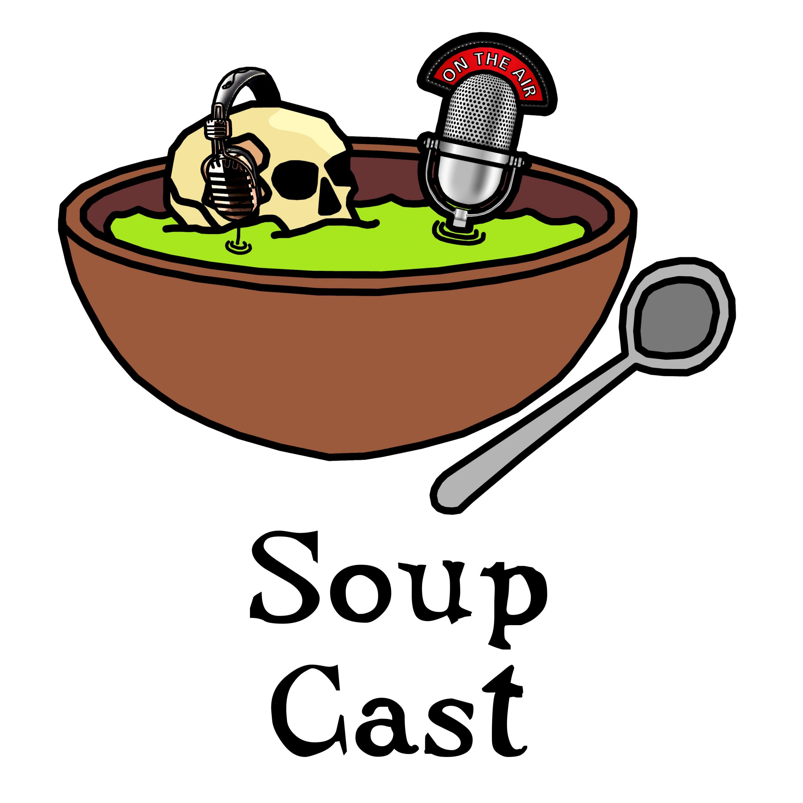 Follow Us on 'Soup Cast Podcast